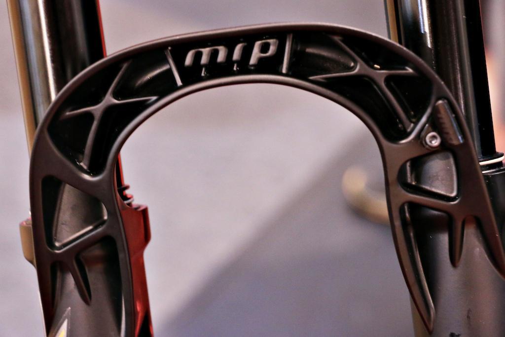 MRP Ribbon Coil Fork