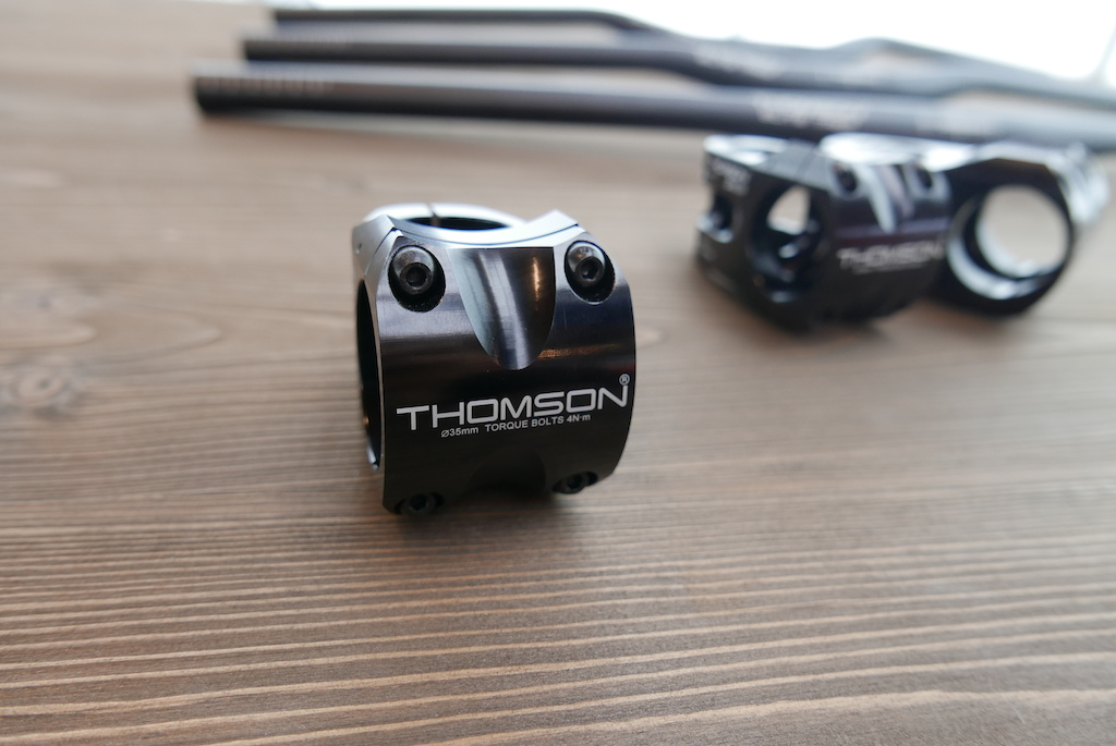 Thomson Elite X4 35mm-diameter stems