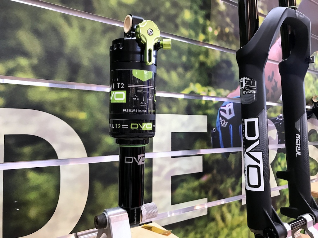 New Suspension Goodies from DVO ND Tuned and MRC Trading Eurobike 2017