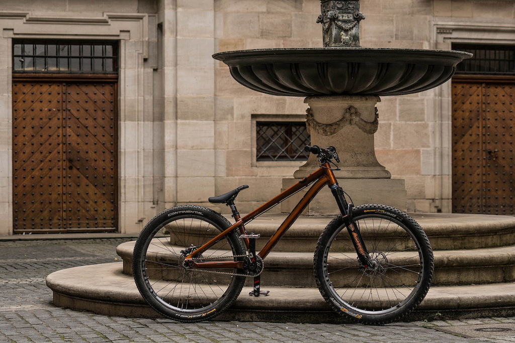 Six Bikes of Red Bull District Ride