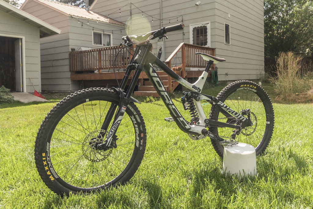 2016 Norco Aurum - New Frame + Charger Damper - Large