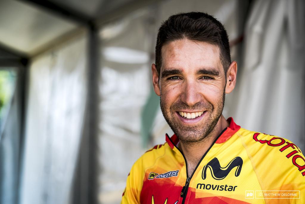 David Valero Serano s MMR Kenta 29 Bike Check - Cairns XC World Champs 2017