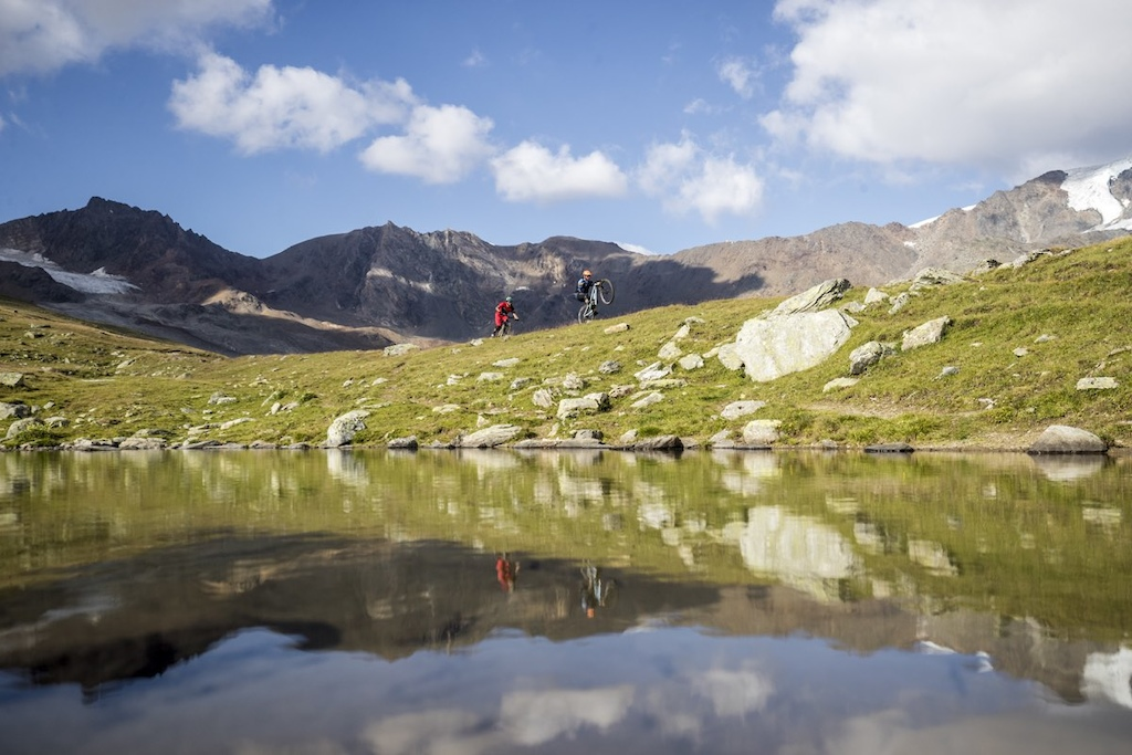 Bormio Panoramica Trail Lupato Brothers