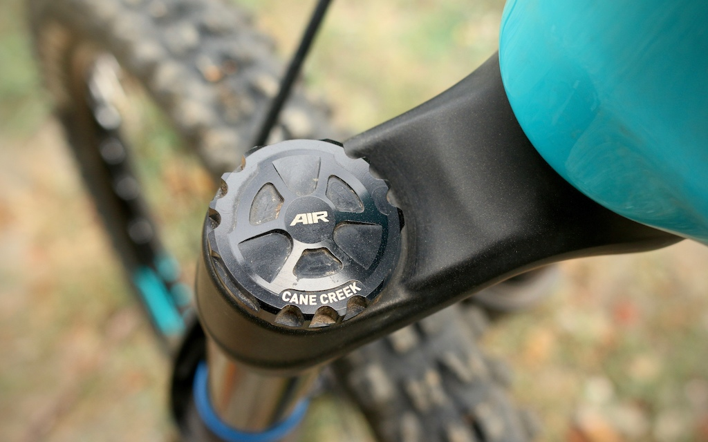 Cane Creek Helm review test