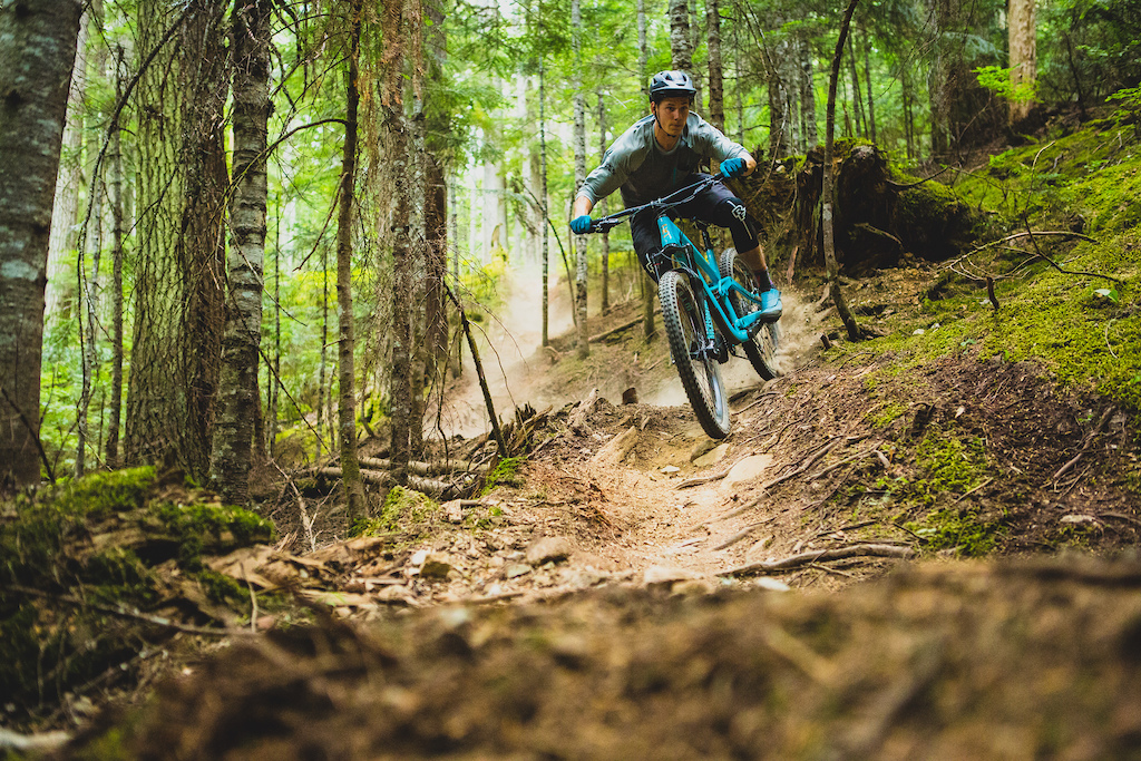 Rhys Verner Rides the Kona Process G2 in British Columbia s Sea to Sky Corridor