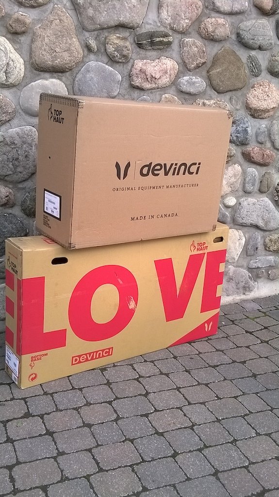 2017 Devinci Troy S - New In Box