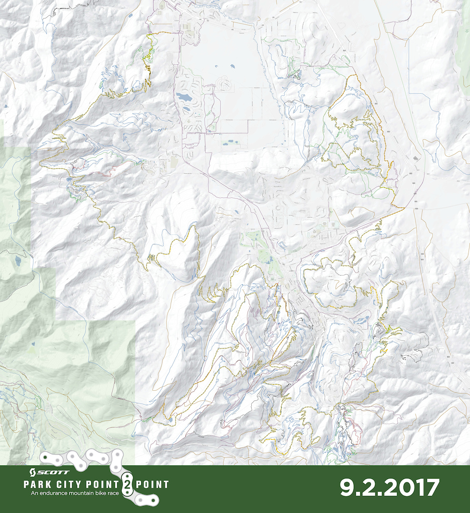 Trailforks Printable Maps