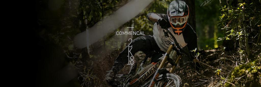 Commencal Releases 2018 Range