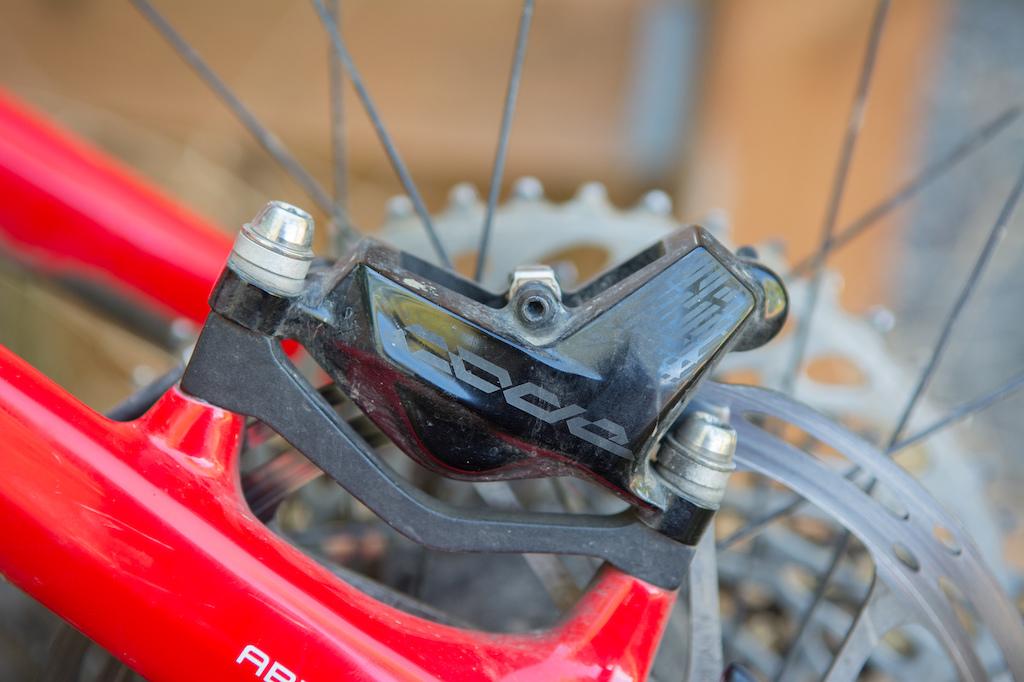 SRAM Code brakes review