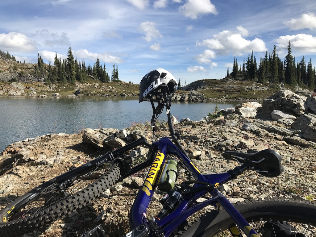 An overnight trip to Sol Mountain Lodge for some epic alpine trail riding.  Weather was perfect!!  It's a bucket list trip for sure.  Check them out.