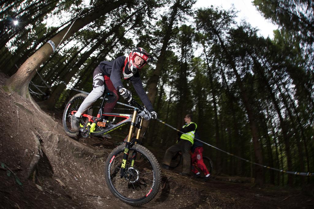 Firecrest MTB - Aston Hill Downhill - Black Run 20 #Blackrun20