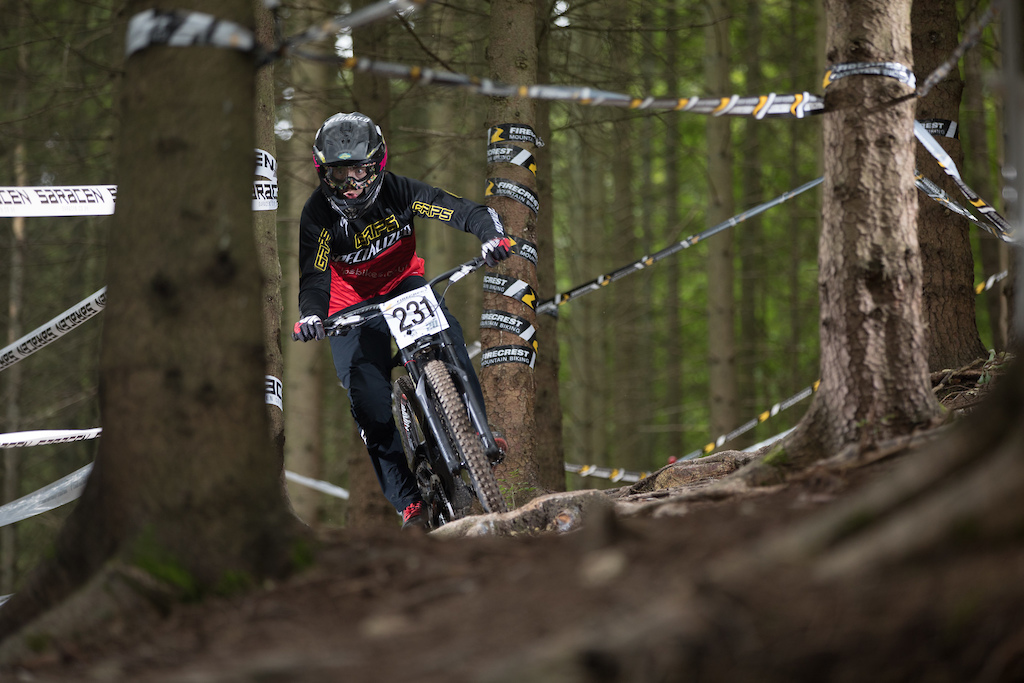 Firecrest MTB - Aston Hill Downhill - Black Run 20 #Blackrun20