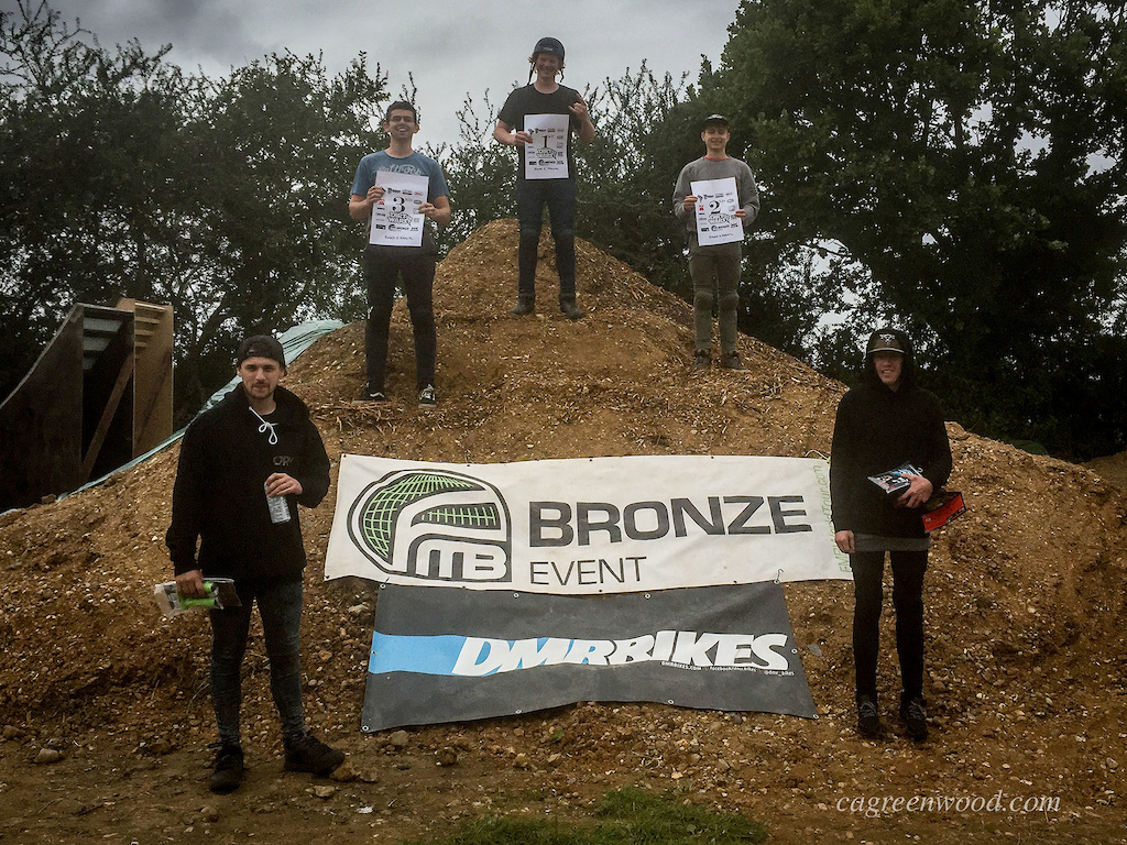 DMR Dirt Wars: FMB Bronze Series Round 5 - Video and Recap