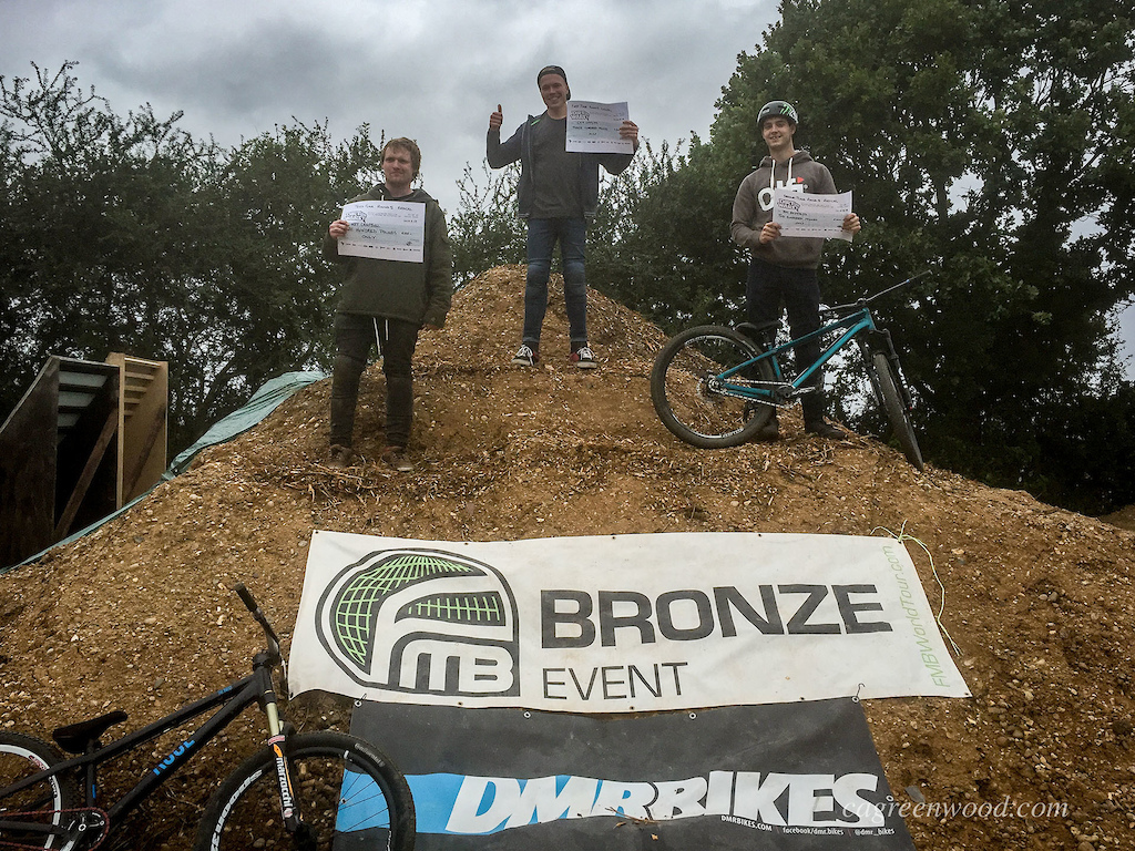 DMR Dirt Wars: FMB Bronze Series Round 5 - Video and Recap