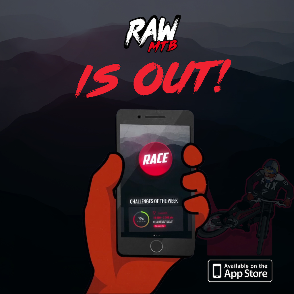 Go ckeck out Raw MTB on Apple Store