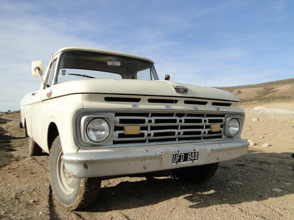 1964 F100