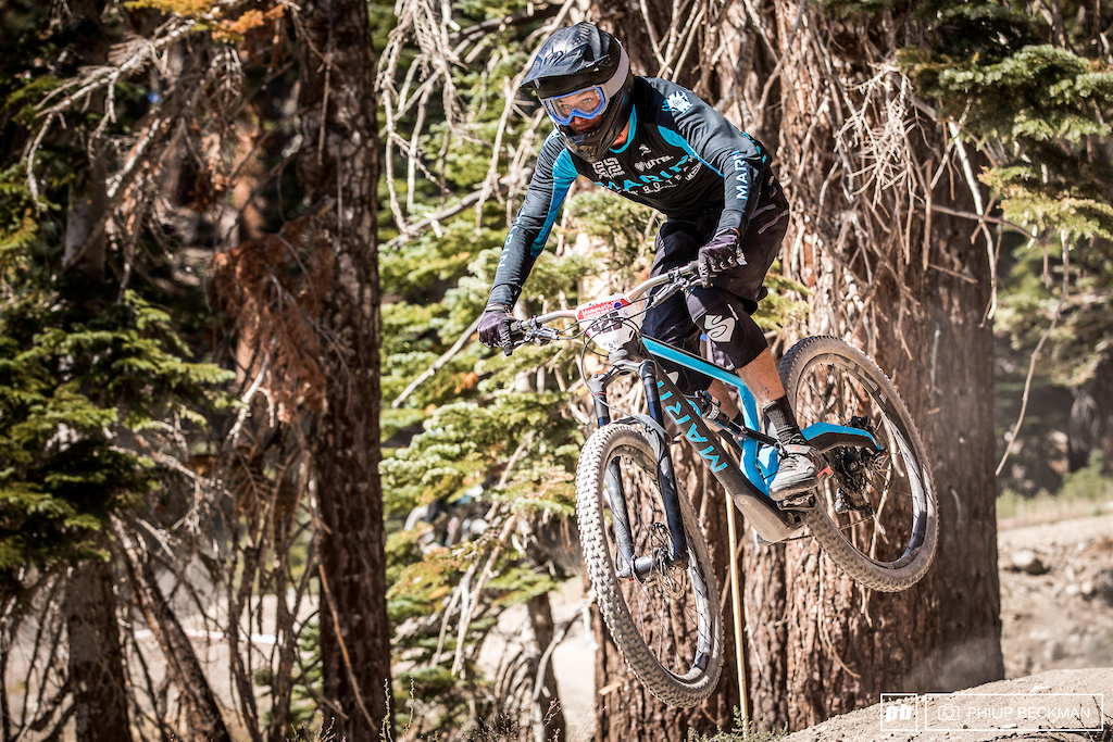 Marin s Evan Geankoplis nailed down fifth place in Pro Men.