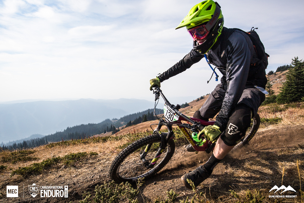 2017 Canadian National Enduro Series Finale at Sun Peaks Resort Photography by Sam Egan see more at cedarlinecreative.com.