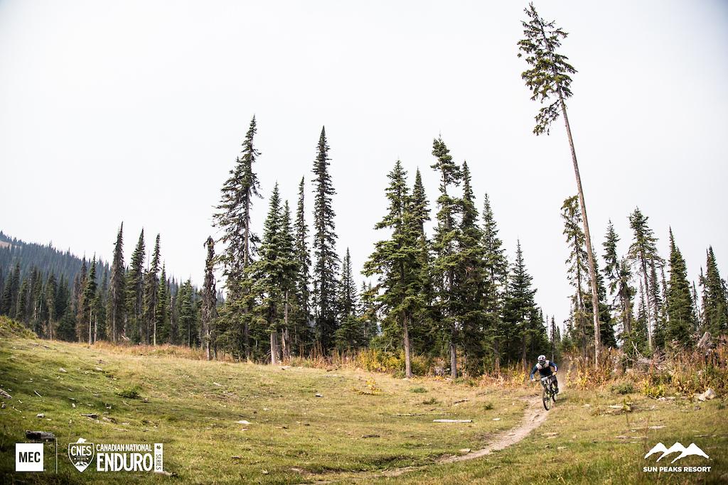 2017 Canadian National Enduro Series Finale at Sun Peaks Resort  Photography by Sam Egan, see more at cedarlinecreative.com.