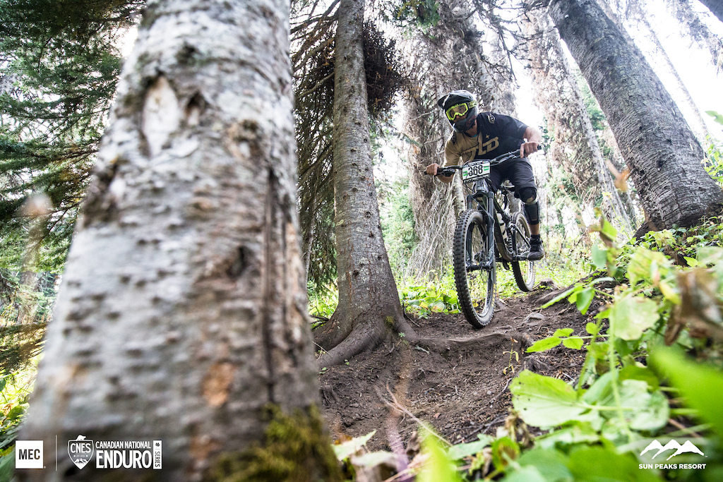 2017 Canadian National Enduro Series Finale at Sun Peaks Resort