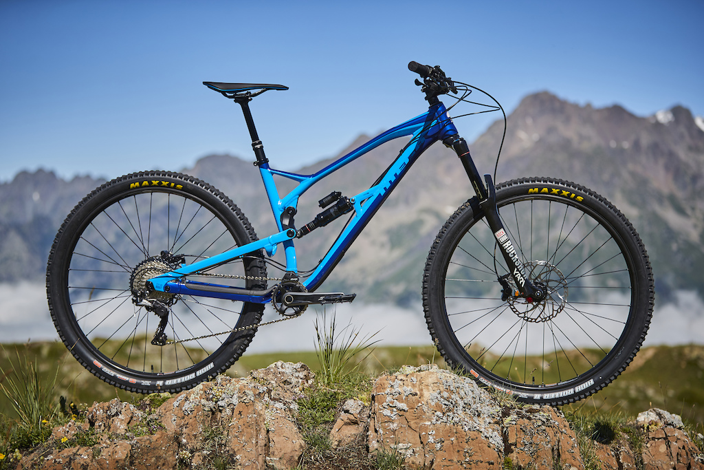 8706a208f Nukeproof Mega 275 Carbon - First Ride - Pinkbike
