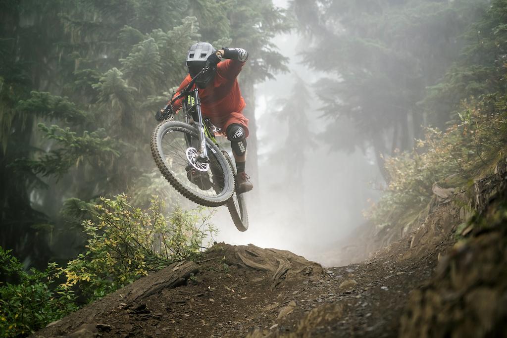 Whistler Bike Park videó