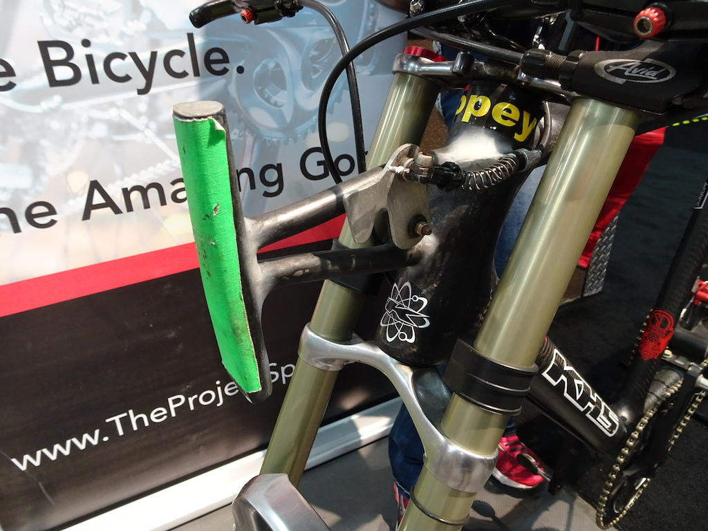 Dinese Mueller record bike KHS