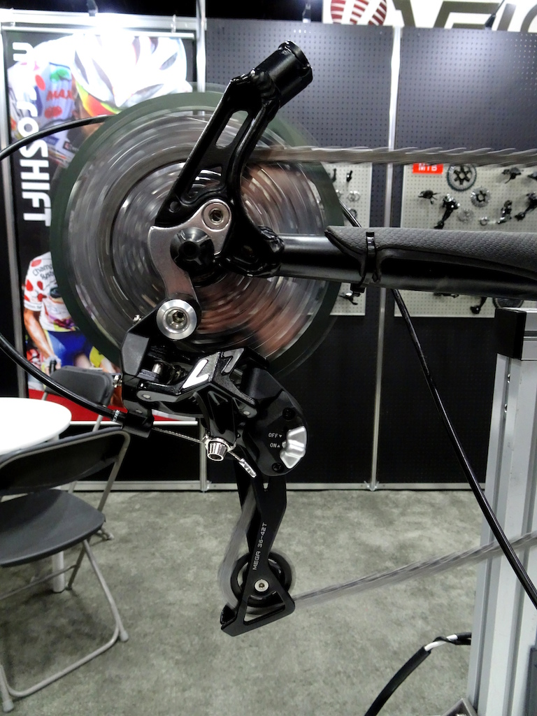 Microshift chose to be Shimano compatible because they appreciate the Japanese giant s upon methodical testing and their evolutionary approach to releasing new technology.