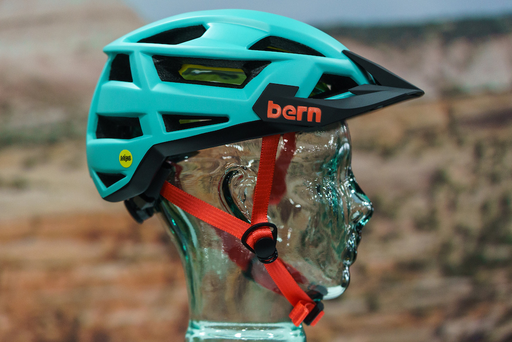 If you like clean and simple Bern s new MIPS protected helmet is as good as it gets.