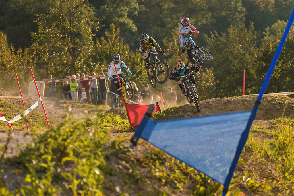 European Four Cross Series 2017 Leibstadt Switzerland