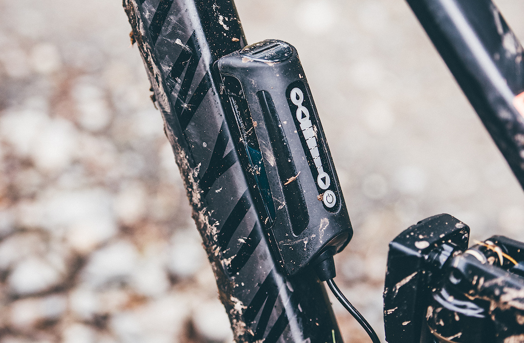 Revo Terra the world s first chain performance system for Mountain Bikes.
