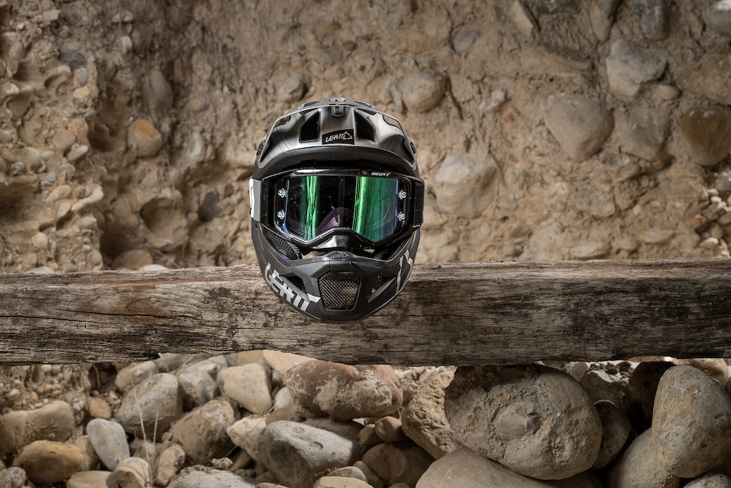 Leatt 3.0 Enduro helmet 2018