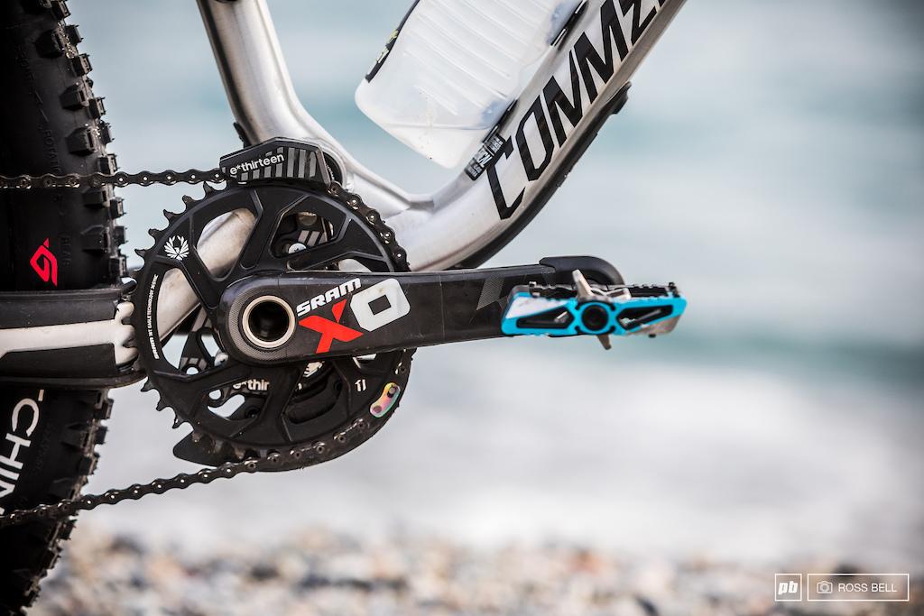 Yoann Barelli Bike Check