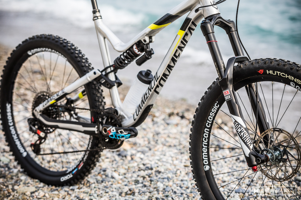 Yoann Barelli Bike Check