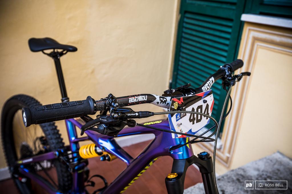 Miranda Miller Bike Check
