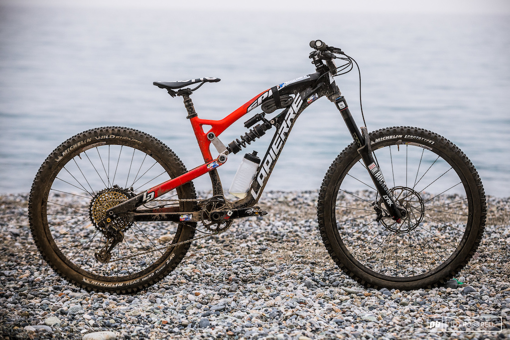Adrien Dailly Bike Check