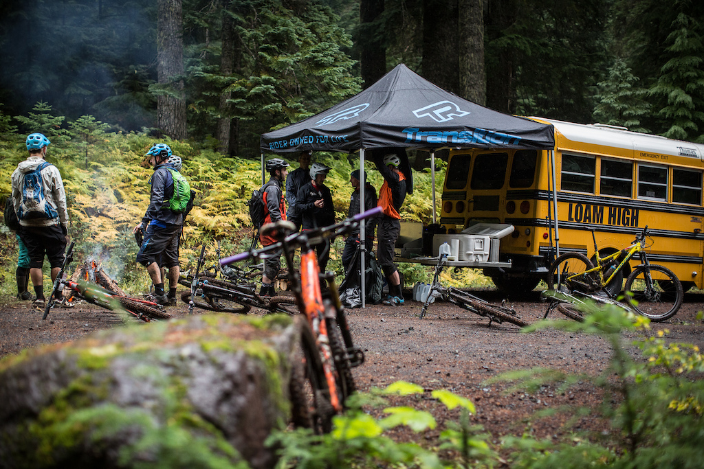 Trans-Cascadia 2017 - Day Three