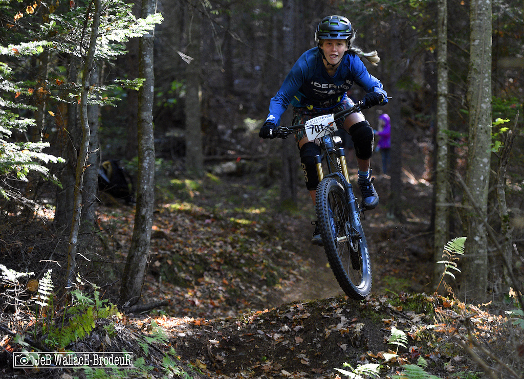 CLIF Enduro Lite at Burke Mountain 2017