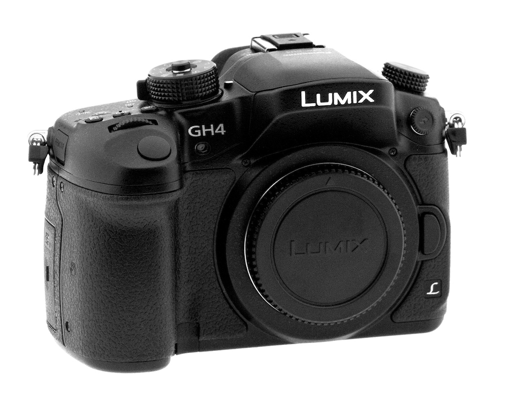 2014 Panasonic GH4 Body only