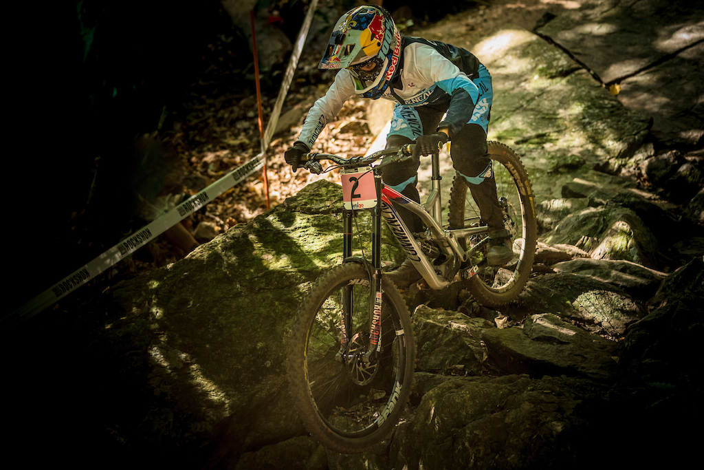 Commencal Vallnord DH Team 2017