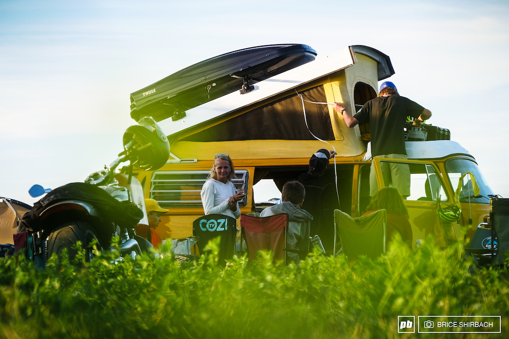 Photos from the NICA event held on Trek's private trails.