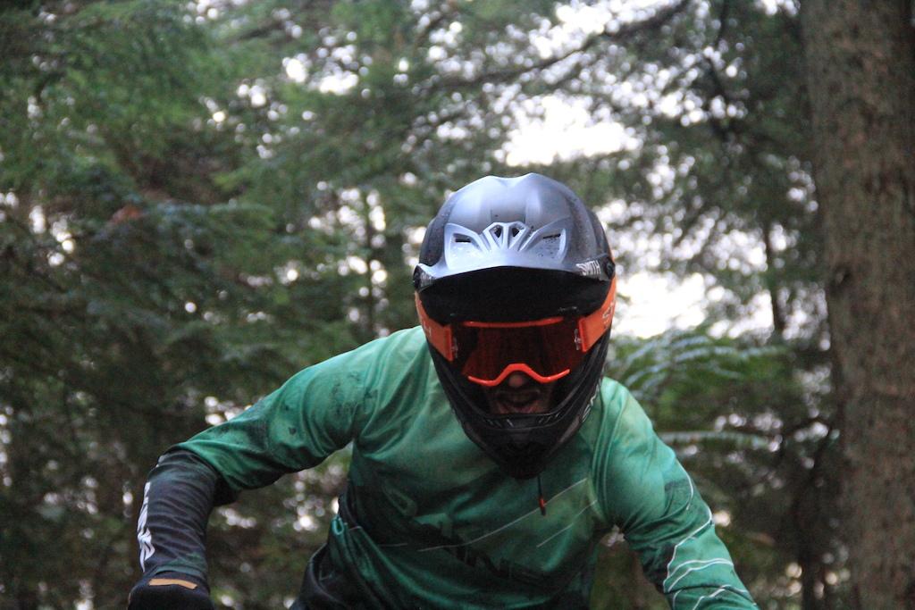 Yoann Barelli Speeds Up the Whistler Bike Park