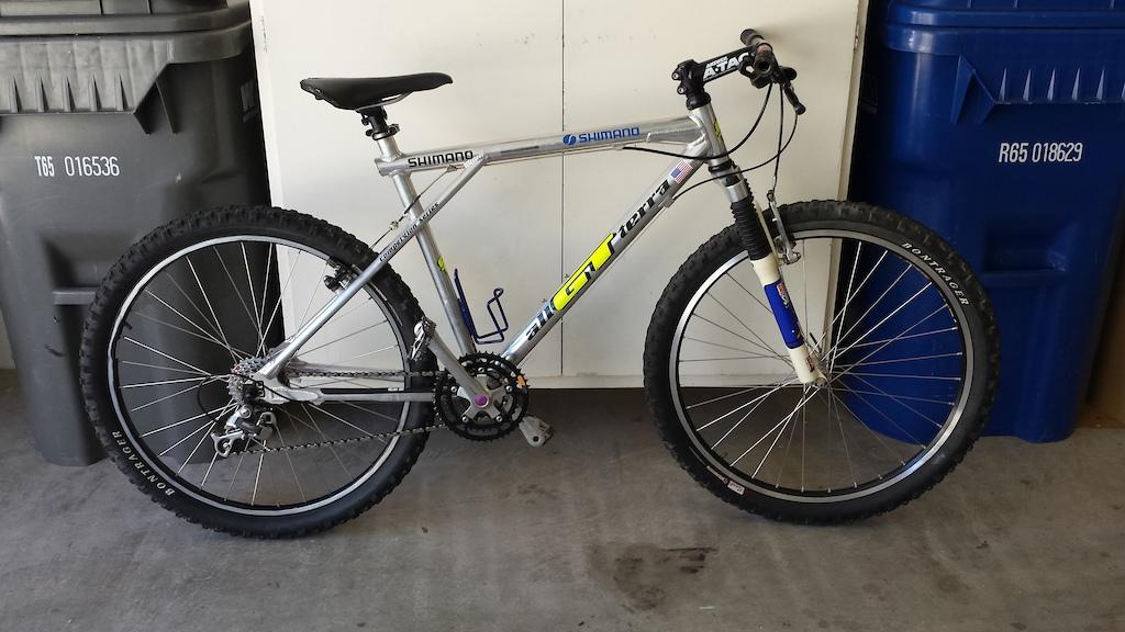 0 Rare 1993 GT Zaskar