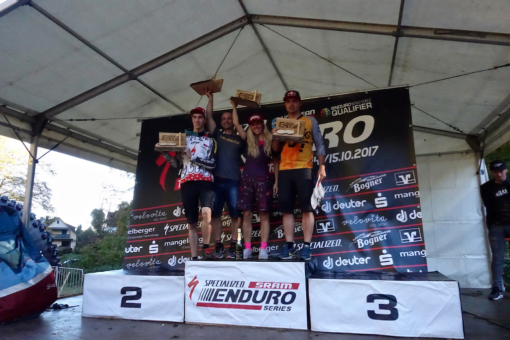 The final race of Central European Enduro