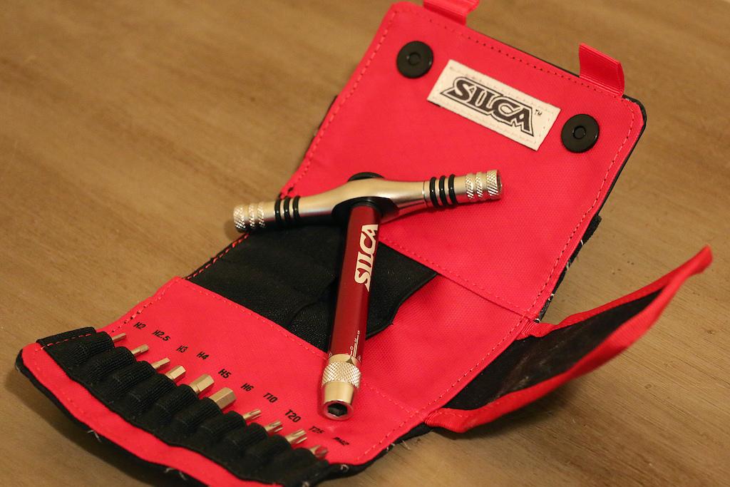 Silca T-Ratchet T-Torque multi-tools