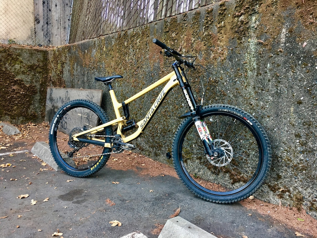 2018 Nomad DH