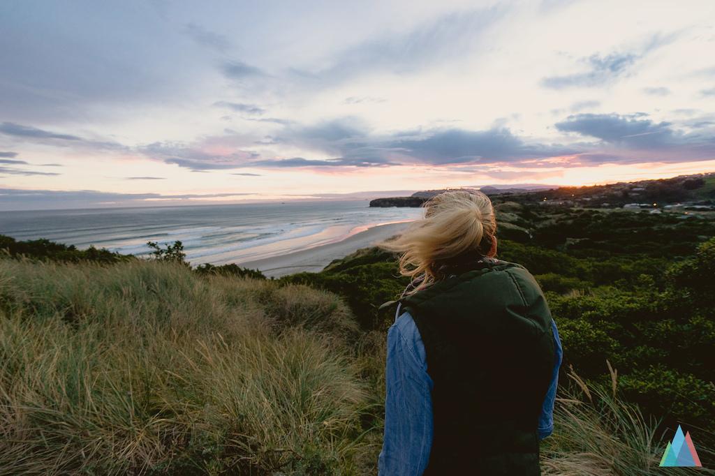 tina beach dunedin
