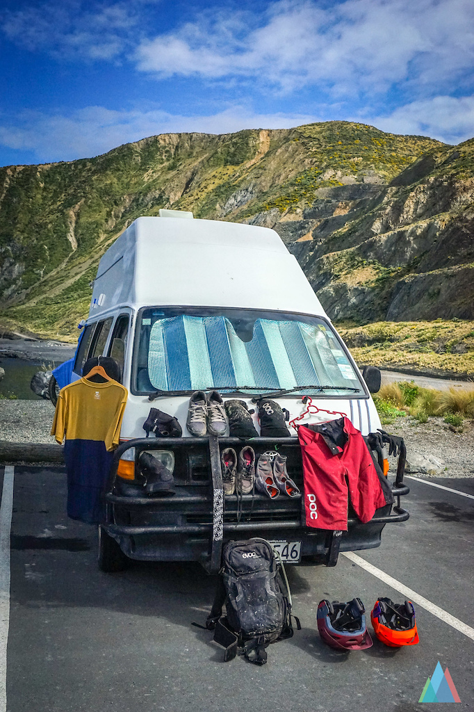 Vanlife Wellington