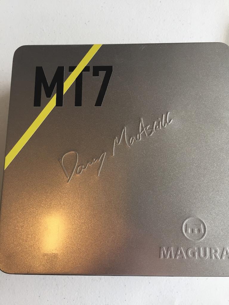 2017 Magura MT7 Danny Macaskill
