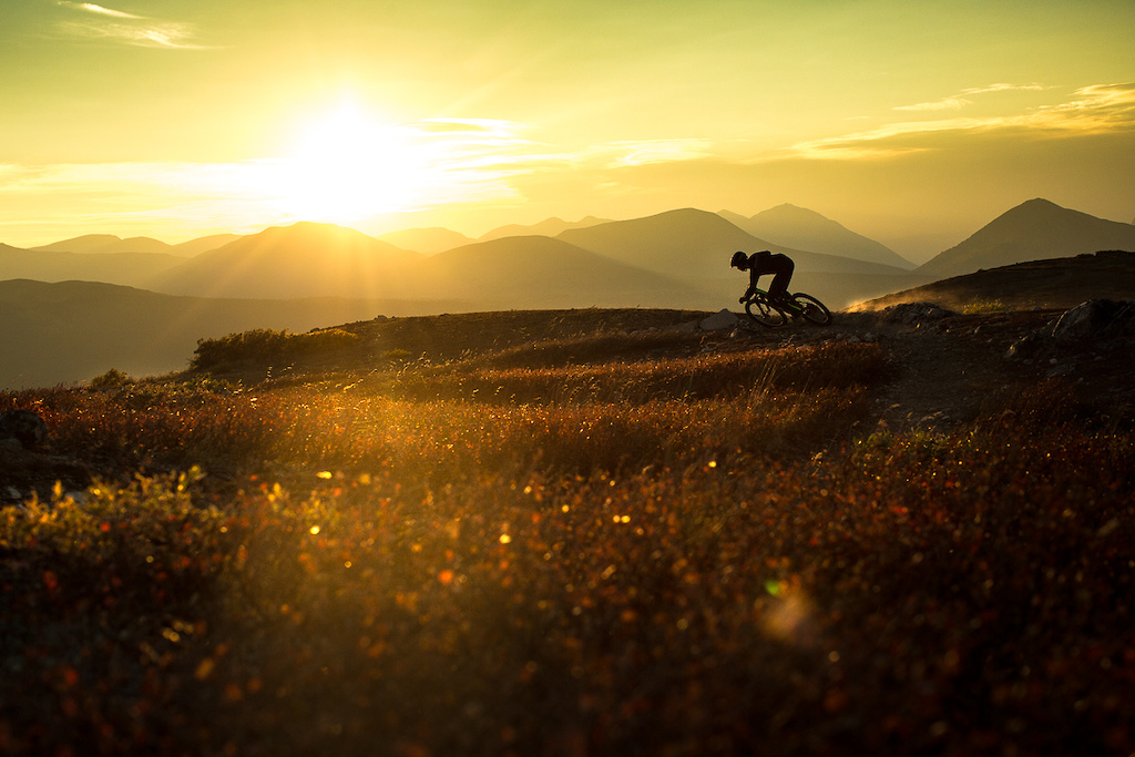 Reece Wallace in the Yukon Photo by Matt Butterworth Shred Boost Sunglasses